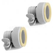 Adaptery do węży powiększenie z 32mm na 38mm zaciski Intex 29061 redukcja