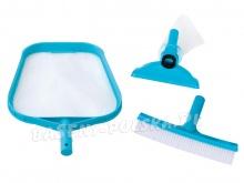 Akcesoria do czyszczenia basenu siatka szczotka odkurzacz INTEX 29056