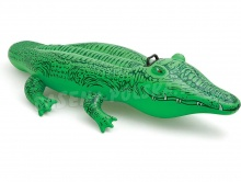 Aligator dmuchany krokodyl do pływania 168 x 86 cm INTEX 58546