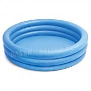 Basen dmuchany dla dzieci niebieski 147 x 33 cm INTEX 58426