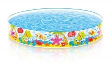 Basen rozporowy dla dzieci Nurkowie 152 x 25 cm INTEX 56451
