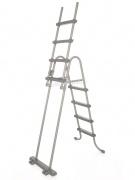 Bezpieczna drabinka Safety Ladder do basenów 122 cm Bestway 58331