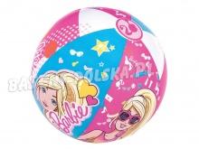 Dmuchana piłka plażowa Barbie śr 51 cm Bestway 93201