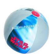Dmuchana piłka plażowa Star Wars o średnicy 61cm Bestway