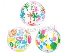 Dmuchana piłka plażowa dla dzieci 61 cm Bestway 31001