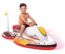 Dmuchana zabawka Skuter dla dzieci 117 x 77 cm INTEX 57520 do pływania