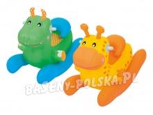 Dmuchany bujak dinozaur dla dzieci Bestway 2 kolory