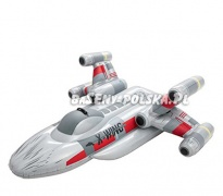 Dmuchany statek kosmiczny Star Wars X-wing 150 x 140 cm Bestway