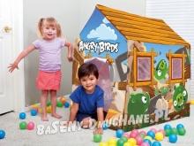 Domek dla dzieci Angry Birds 102 x 76 x 114 cm Bestway 96115