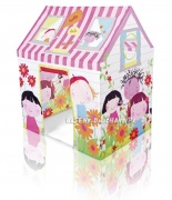 Domek do zabawy dla dzieci 112 x 84 x 132 cm INTEX 48621