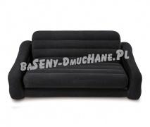 Duża sofa i łóżko dwuosobowe 2w1 193 x 221 x 66 cm INTEX 68566