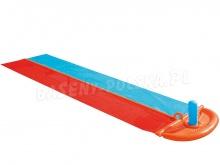 Dwuosobowa ślizgawka wodna wyścig do fontanny 488 cm Bestway 52330