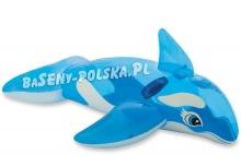 Dziecięca zabawka dmuchana Wieloryb 152 x 114 cm INTEX 58523