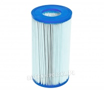 Filtr antybakteryjny do pompy filtrującej Typ III Bestway 58476