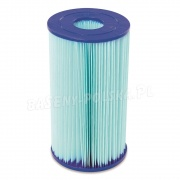 Filtr antybakteryjny Typ IV do pompy filtrującej 9463L Bestway 58505