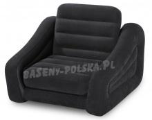 Fotel łóżko jednoosobowe 2w1 109 x 218 x 66 cm INTEX 68565