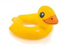 Kółko do pływania KACZKA frajda dla Twojego dziecka Intex 59220