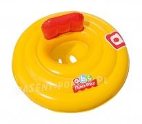 Kółko fotelik do pływania dla małych dzieci Fisher Price 69 cm Bestway 93518