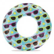 Kółko plażowe okulary do pływania dla dzieci 76 cm Bestway 36057