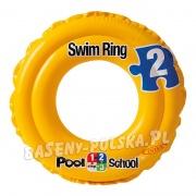 Koło ABC do nauki pływania średnica 51 cm INTEX 58231
