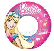 Koło do pływania Barbie średnica 56 cm Bestway 93202