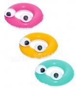 Koło plażowe do pływania Duże Oczy dla dzieci Bestway 36114