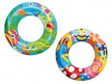 Koło plażowe do pływania dla dzieci 56 cm Bestway 36013