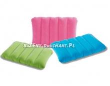 Kolorowa poduszka dmuchana 43 x 28 x 9 cm INTEX 68676