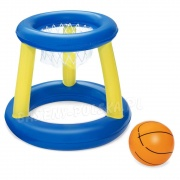 Koszykówka basenowa piłka dmuchana pływający kosz Bestway 52418