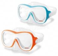 Maska do nurkowania pływania Fala INTEX 55978 dla dzieci 8+