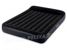 Materac dmuchany Pillow Rest Queen 203 x 152 x 25 cm INTEX 64143