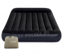 Materac dmuchany z pompką elektryczną Pillow Rest 191 x 137 x 25 cm INTEX 64148