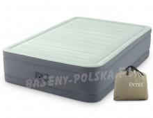 Materac do spania PremAire z wbudowaną pompką 137 x 191 x 46 cm INTEX 64904