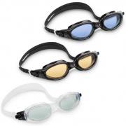 Okulary do pływania Anti Fog INTEX 55692 od 14 lat 3 kolory