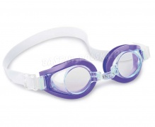 Okulary do pływania Play różne kolory dla dzieci od 8 lat Intex 55602