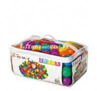 Piłeczki 100 sztuk do brodzika suchy basen podręczna torba INTEX 49602