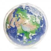 Piłka plażowa globus Ziemia dmuchana z podświetleniem 61cm Bestway 31045
