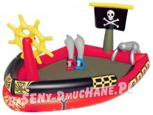 Plac zabaw Piraci 190 x 140 x 96 cm Bestway