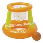 Pływająca koszykówka gra do basenu 62 x 56 x 83 cm Intex 58504