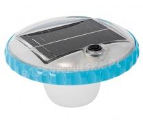 Pływająca lampka solarna basenowa oświetlenie LED do basenu INTEX 28695
