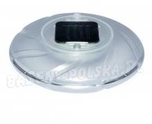 Pływająca lampka solarna do basenu średnica 18 cm Bestway 58111