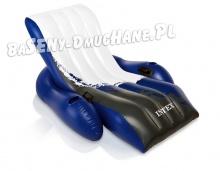 Pływający materac duży fotel do pływania 180 x 135 cm Intex 58868