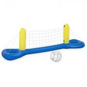 Pływający zestaw gra w siatkówkę basenową 244 x 64 cm Bestway 52133