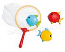 Podwodne rybki z siatką do wyławiania INTEX 55506