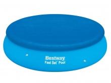 Pokrywa na basenu rozporowy 305 cm przykrycie na basen Bestway 58033