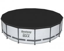 Pokrywa wiązana do basenu stelażowego 457 cm Bestway 58038