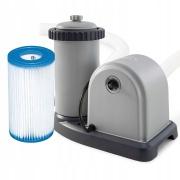 Pompa filtrująca 5678L INTEX z filtrem do basenów ogrodowych 28636GS 12V