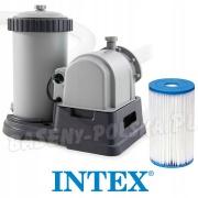 Pompa filtrująca 9462L/h do basenów ogrodowych INTEX z filtrem 28634GS