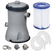 Pompa filtrująca do basenów 2006L/h Bestway filtr w komplecie 58383
