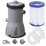 Pompa filtrująca do basenów 3028L/h Bestway z filtrem 58386